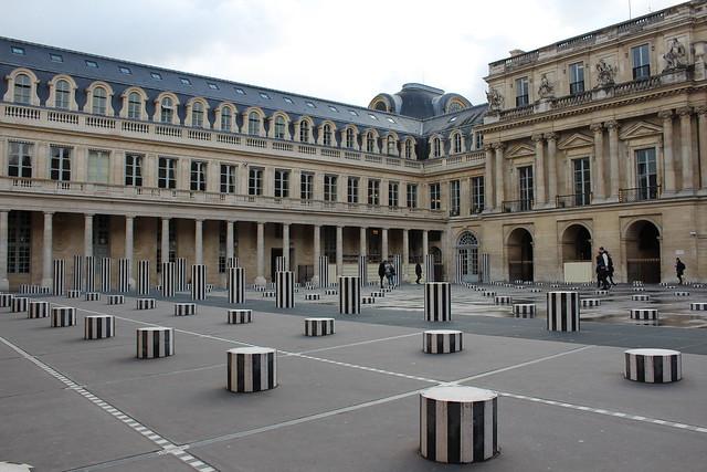 Cour d'honneur du ministère de la Culture