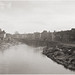 River Parrett, Bridgwater. c.1960