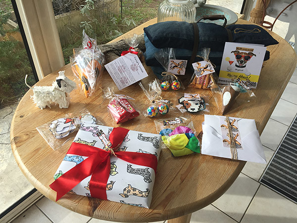 les cadeaux