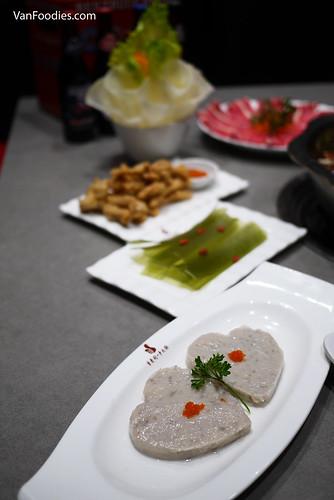 House Special Green Bean Noodles & Shrimp Paste