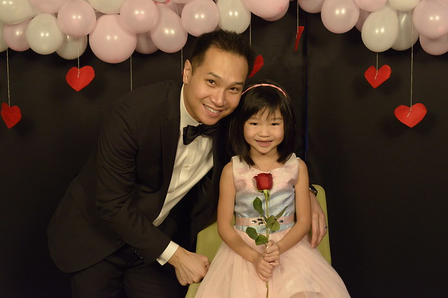 Daddy and Daughter Dance