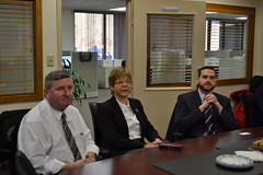 Reps. Zawistowski, Davis and Sen. Kissel tour Phoenix Manufacturing