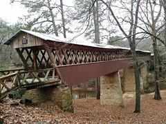 Clarkson Covered Bridge, Cullman, Alabama