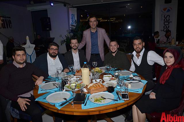 Muzaffer Bilen, Ali Keklik, Kerim Boz, Rauf Sadullahoğlu, Abdullah Demirhan, Enver Demir, Tuba Demir