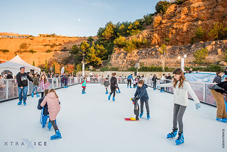 Synthetic Ice Rink in  Mallorca