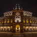 Opernhaus der Sächsischen Staatsoper Dresden