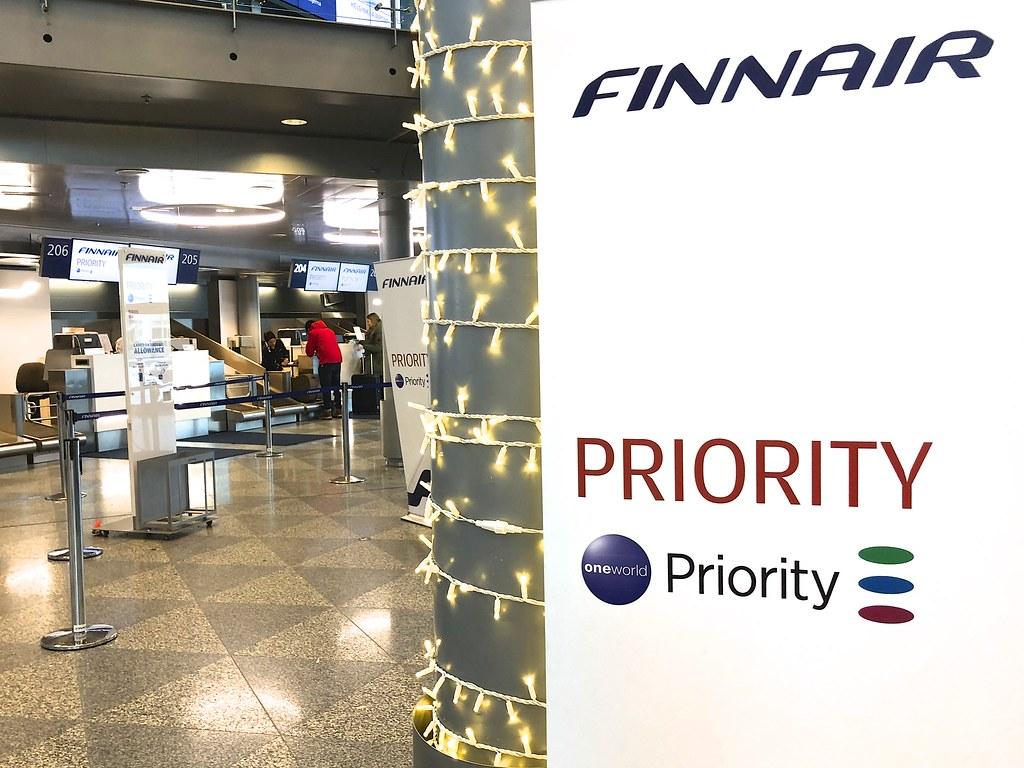 Finnair Plus Gold, eli Finnairin kultakortti