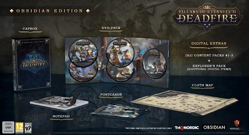 Стовпи вічності 2 Obsidian Edition