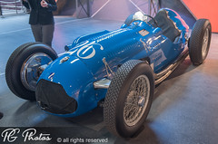 1950 Talbot-Lago T26C Grand Prix