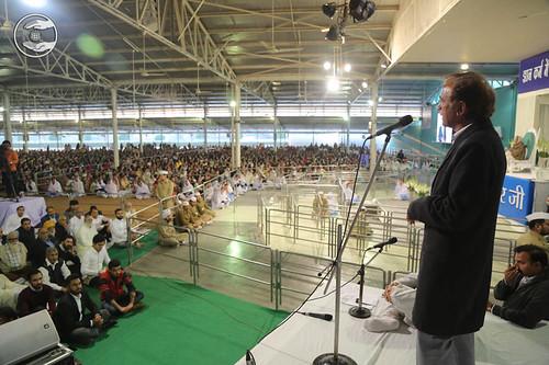 Vimlesh Ahuja from Sant Nirankari Colony, expresses his views