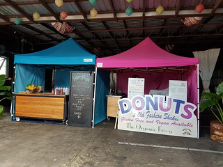 Vegan Options at Boundary St Markets