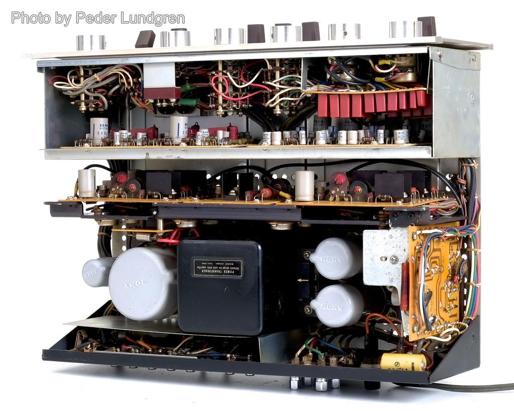 TA-1120 interior view 2