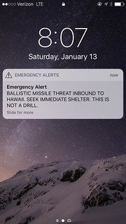 Missile Warning