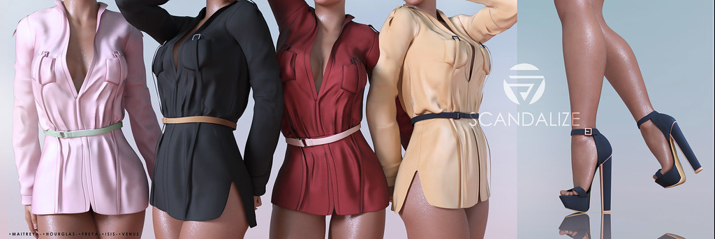 Scandalize. Tailor