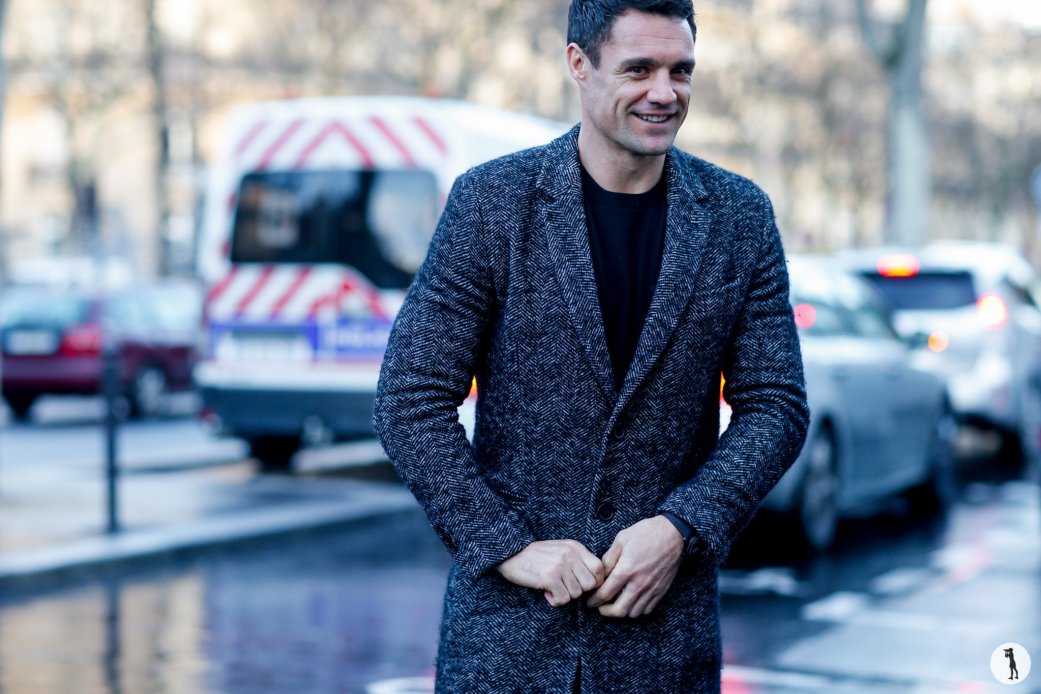 Dan Carter - Paris Fashion Week Menswear FW18-19 (2)