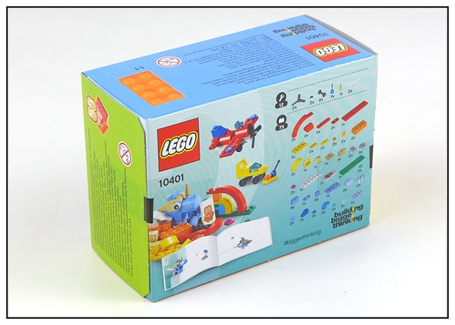 LEGO 10401 Rainbow Fun - Happy! 03