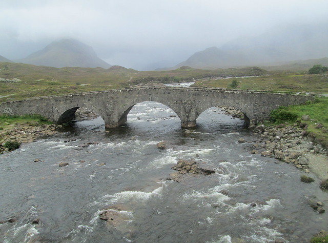 An Old Bridge on Skye