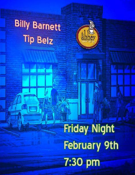 Billy Barnett, Tip Belz 2-9-18