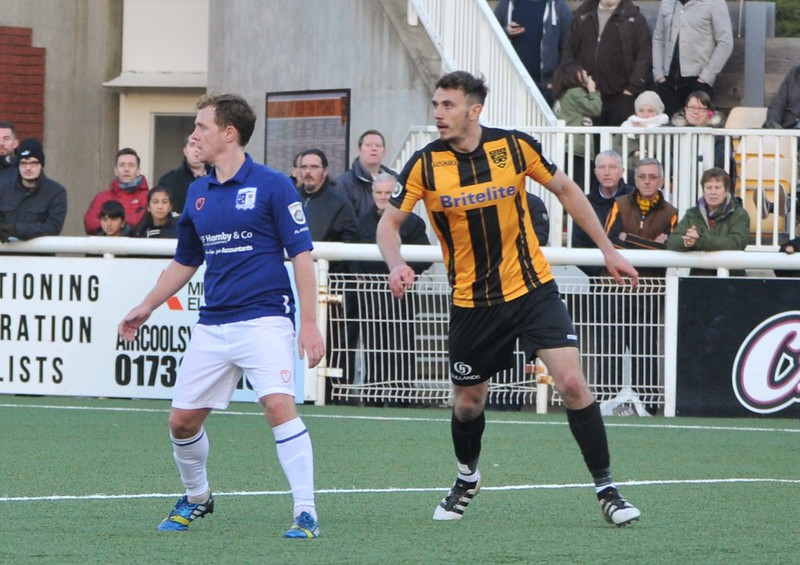 Maidstone United v Barrow 346