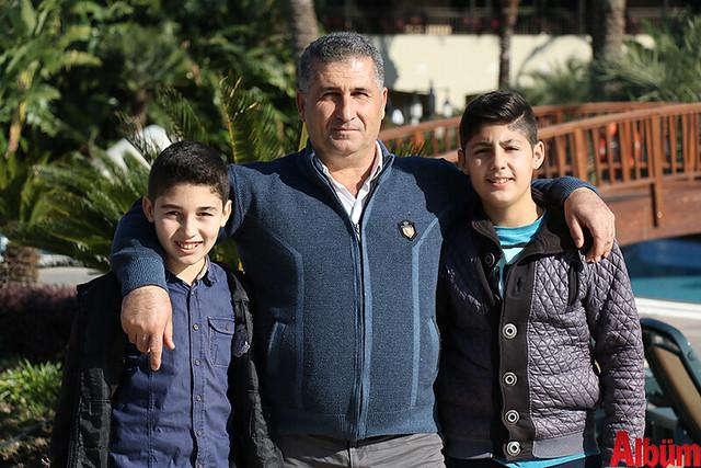 Mehmet Özden, Mahmut Özden