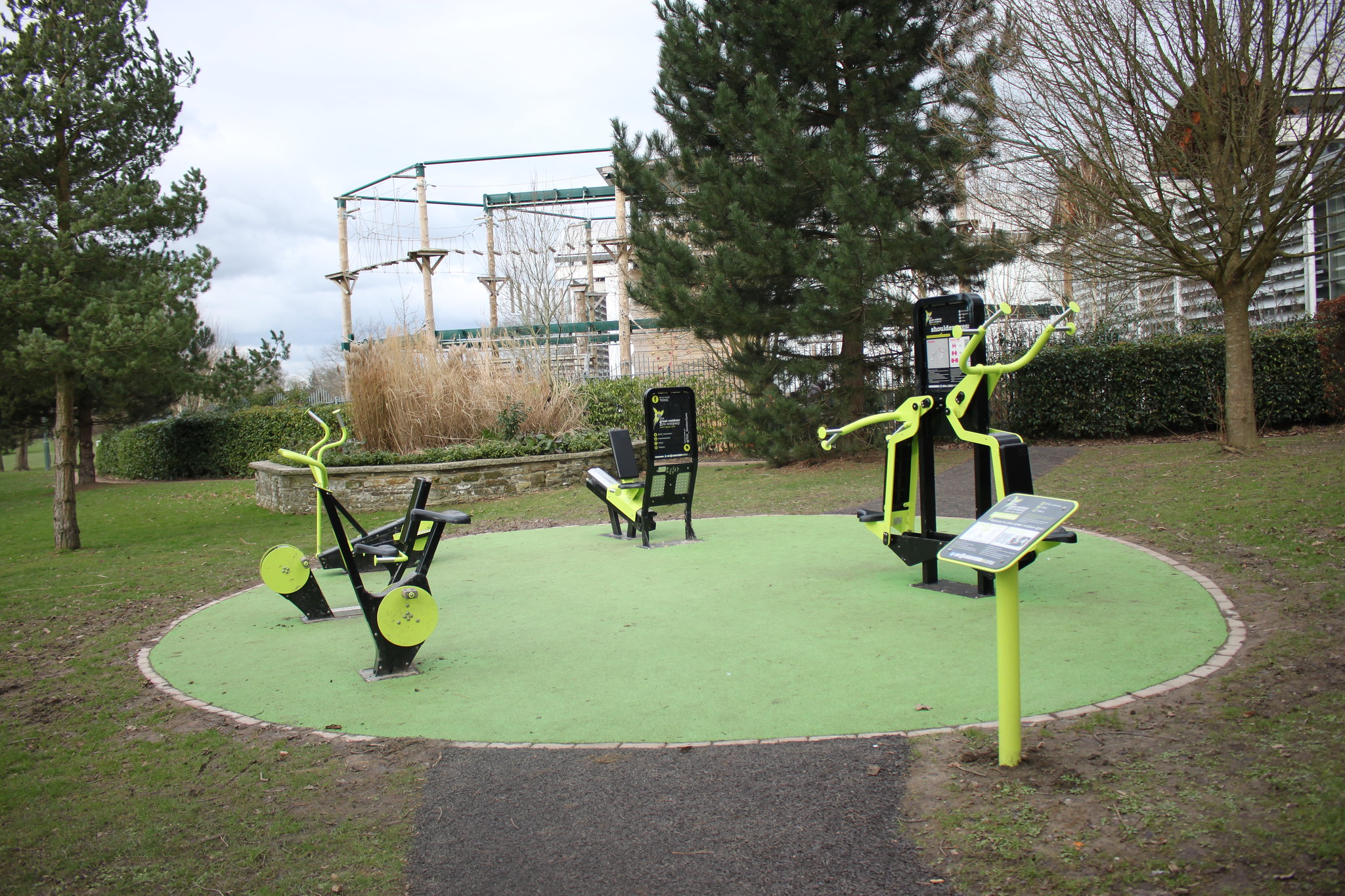 Horsham's Outdoor Gym