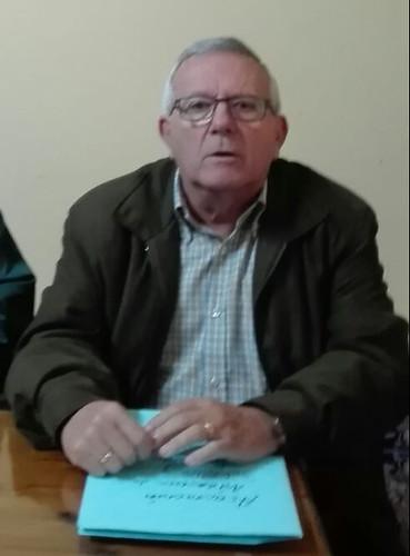 José Luis Limia, delegado de Facua en Dos Hermanas
