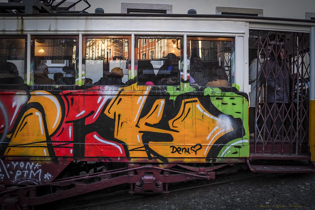 Gloria Graffiti, Olympus PEN-F, Lumix G Vario 12-32mm F3.5-5.6 Asph. Mega OIS