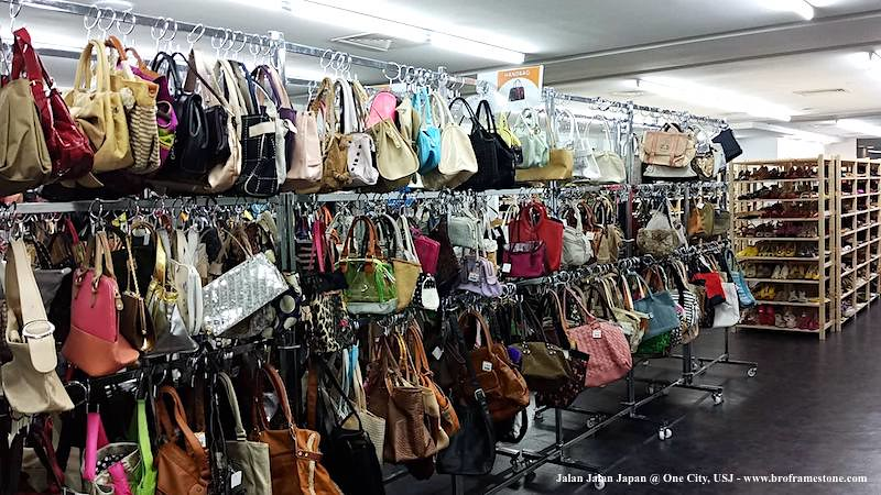 handbag Jalan Jalan Japan One City