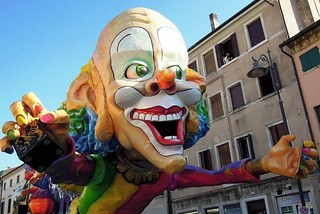 Noicattaro. Carnevale front