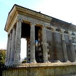 Temple of Portunus, called