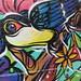 UK - London - Chalk Farm - Ferdinand Estate - Street art