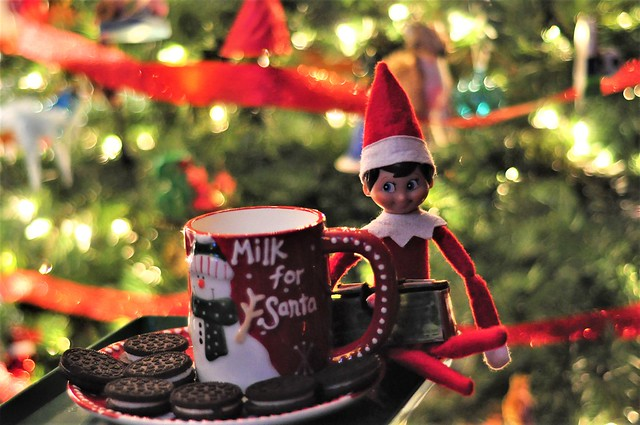 Elf on the Shelf Sendoff Ideas
