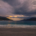 A dramatic day on the beach by Vagelis Pikoulas