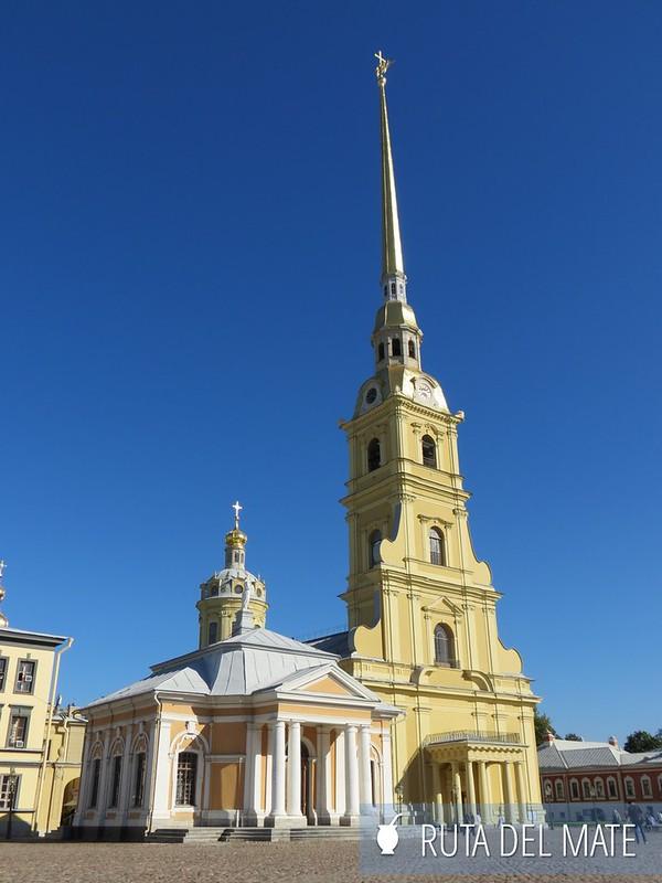San Petersburgo Rusia 23