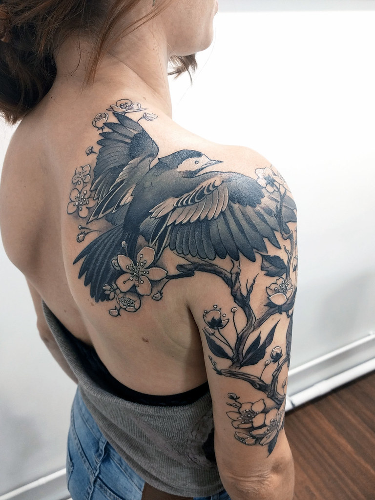 galeries de tatouages le cinq feeling tattoo landes. Black Bedroom Furniture Sets. Home Design Ideas