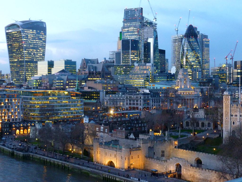 Your London Skyline Photos 2018 - SkyscraperCity