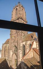 Église Saint-George depuis le musée du Pain