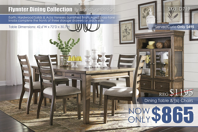 Flynter Dining Collection 6 Chairs_D719-25-01(4)-86-R402