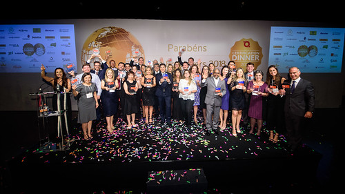 Top Employers Brasil Certification Dinner 2018