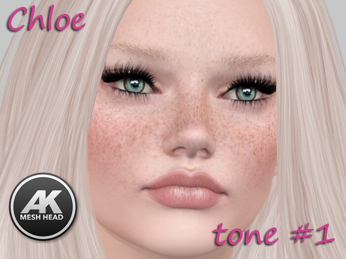 Cheap & Chic! -Chloe tone #1- skin applaier Akeruka