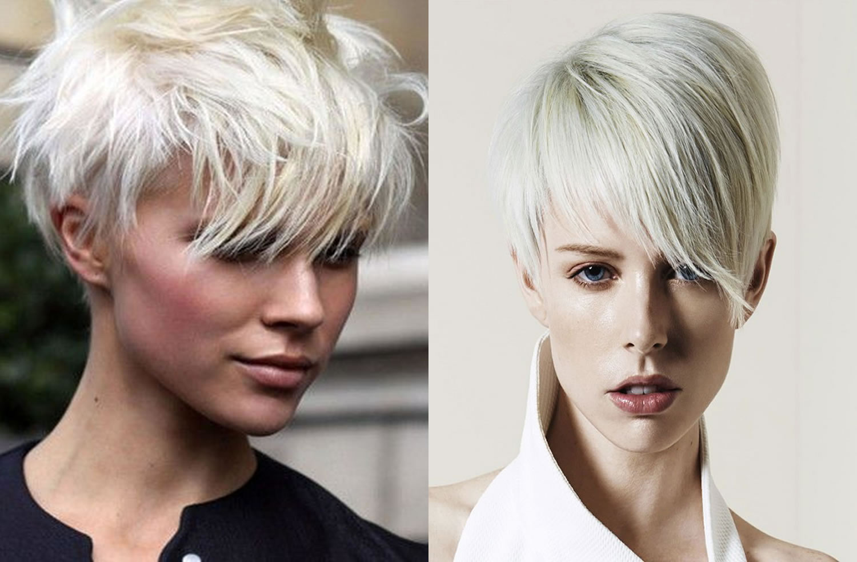+75 Beautiful Short Haircuts for Women 2018-2019 2