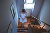 La sposa è pronta per salutare i parenti e andare dal suo sposo