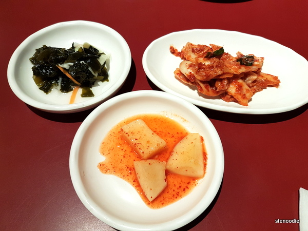 banchan at The Owl