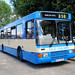 N600 ABC  1996  DAF SB220LC550 004016 with Northern Counties Paladin B49F+22 body  ISLE COACHES (Preserved)  Photo 2
