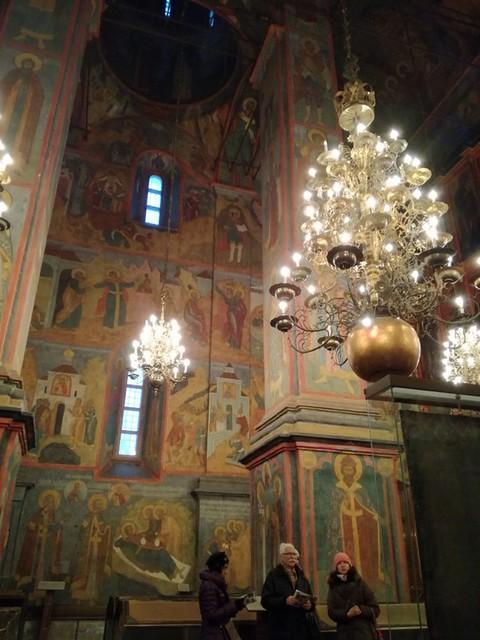 Catedrales del Kremlin de Moscú