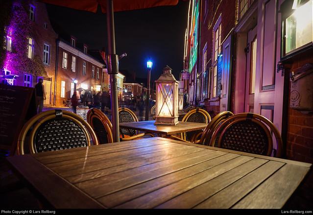 Een Lichtspektakel, Holländisches Viertel, Potsdam, Germany