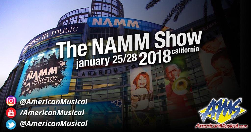 Winter NAMM 2018