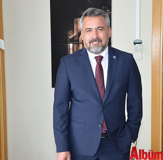 ALSMO Başkanı Kerim Gökçeoğlu