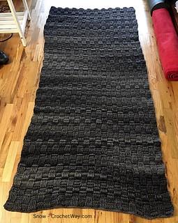 20171202-Crochet Blanket 1