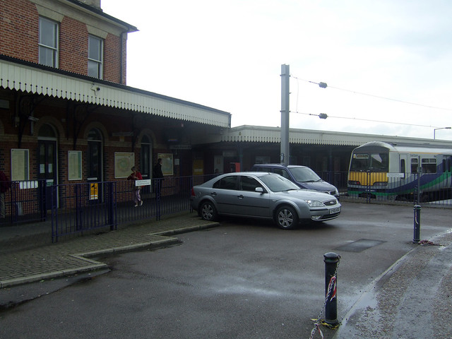 Colchester Town Station